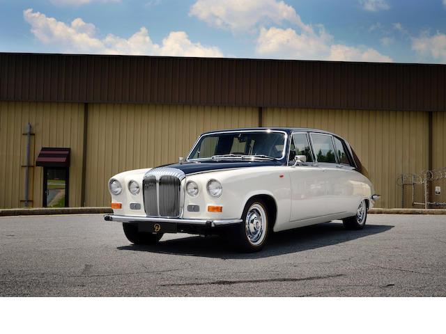 1986 Daimler DS420 Limousine  Chassis no. SADDWATL4AC200775