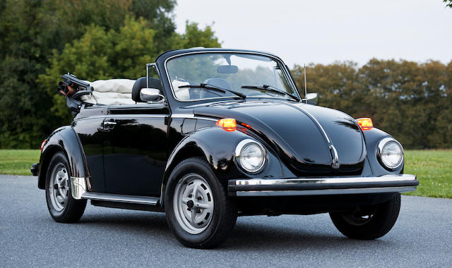 1979 Volkswagen Beetle 'Epilogue' Convertible  Chassis no. 1592039111