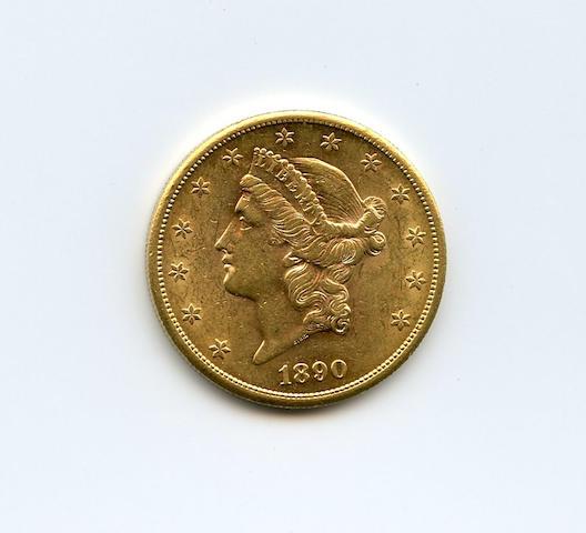 1890-S $20