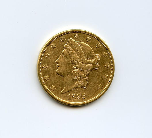 1895-S $20