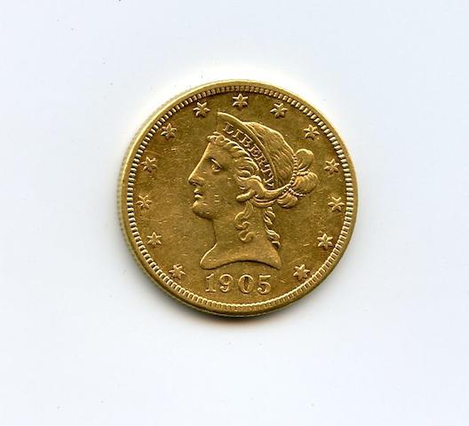1905-S $10