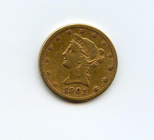 1901-S $10