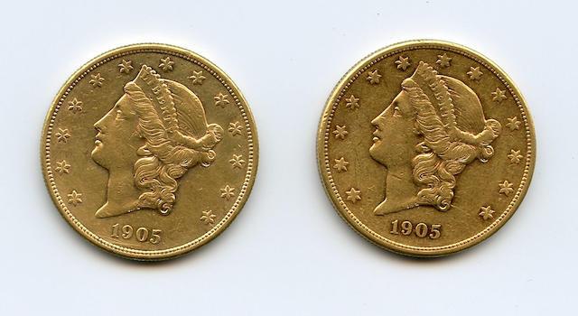 1905-S $20 (2)