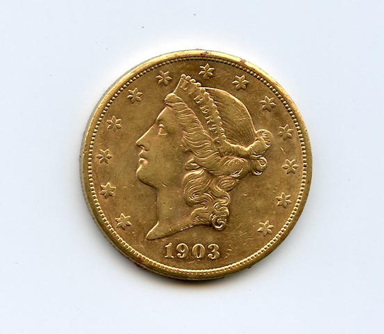 1903-S $20