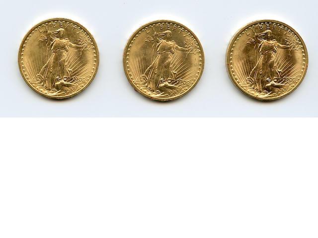 1908 No Motto $20 (3)
