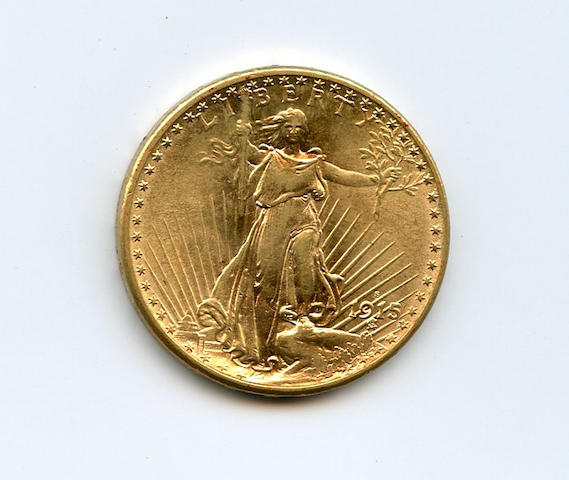 1915-S $20