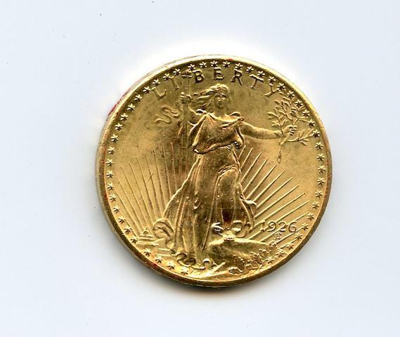 1926 $20
