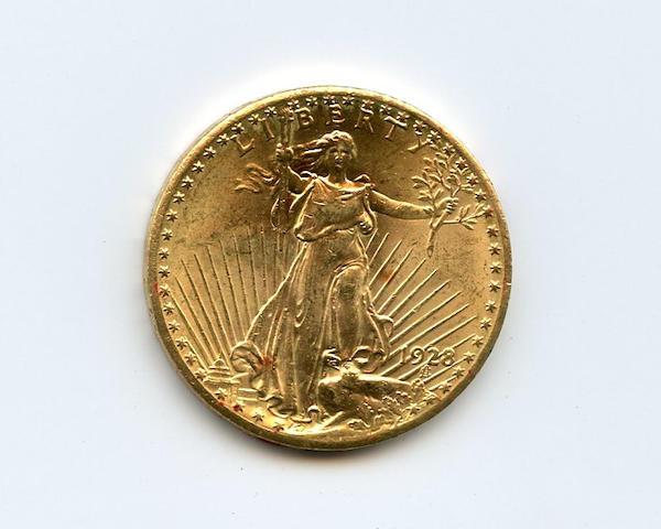 1928 $20