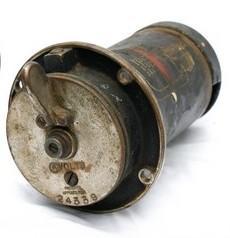 """A Bosch """"A"""" coil,"""