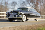 1952 Hudson Hornet Sedan  Chassis no. 183883