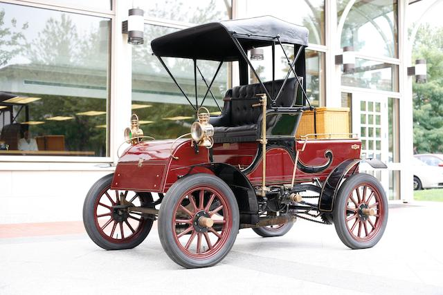 """1904 Knox 16/18hp """"Touraine"""" 4-Passenger Stanhope  Chassis no. 2369"""
