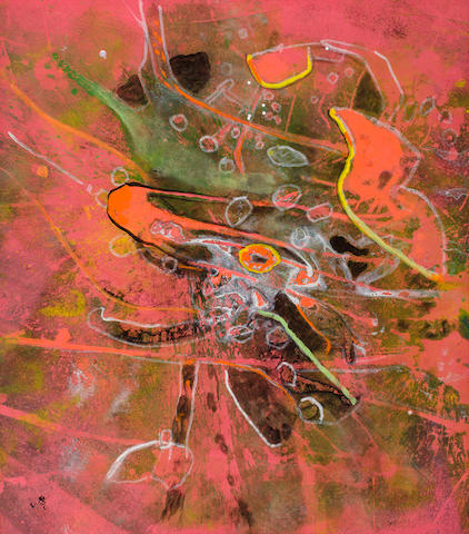ROBERTO MATTA (1911-2002) My infinite is the instant, 1997