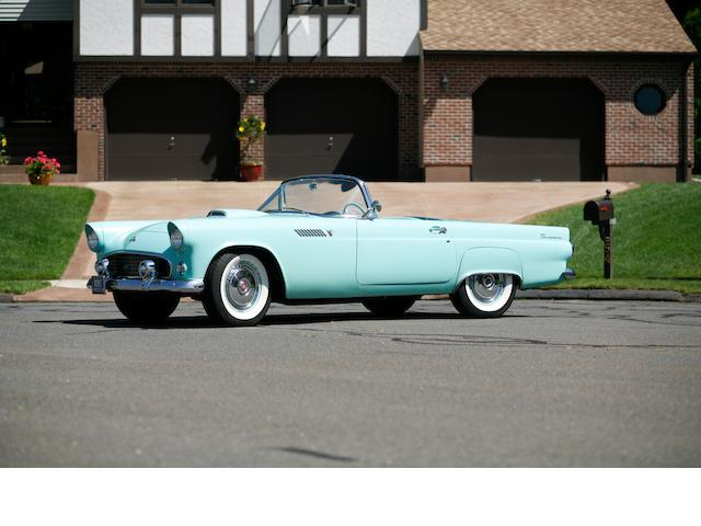 1955 Ford Thunderbird Convertible  Chassis no. P5FH134742