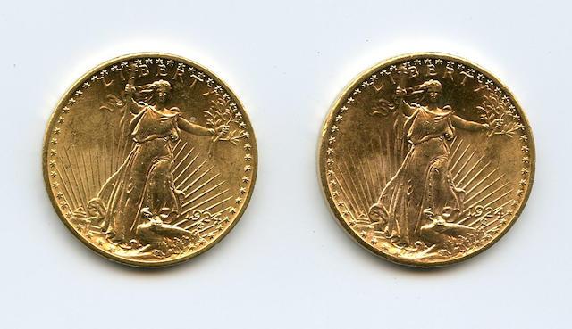 1924 $20 (2)