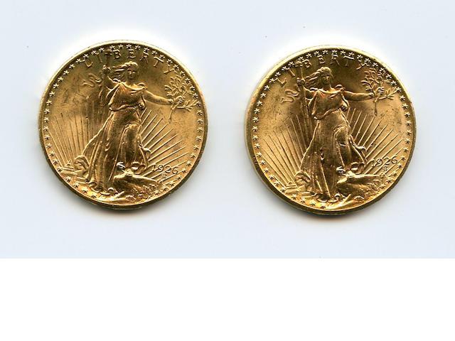 1926 $20 (2)