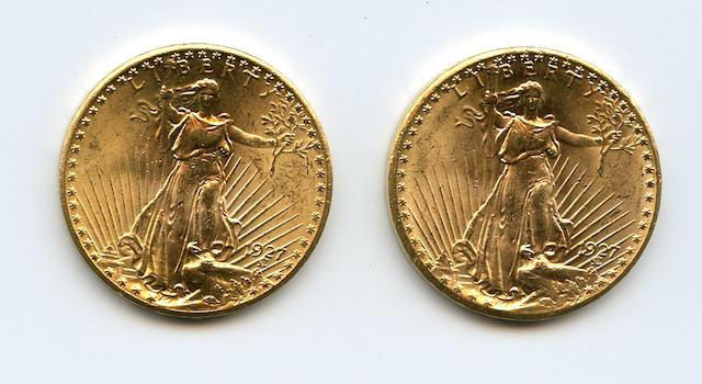 1927 $20 (2)