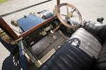 1911 Panhard-Levassor Type Y 6.6 Liter 35hp Open Drive Limousine
