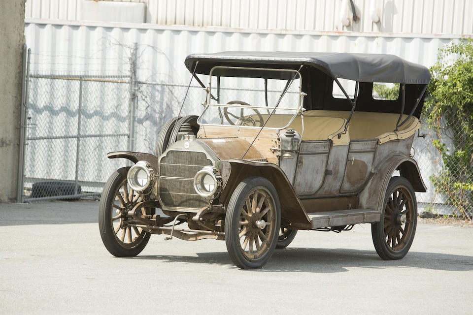 1911 Stoddard Dayton Model 11A Five Passenger Touring  Chassis no. 11A 162 Engine no. 11A 278