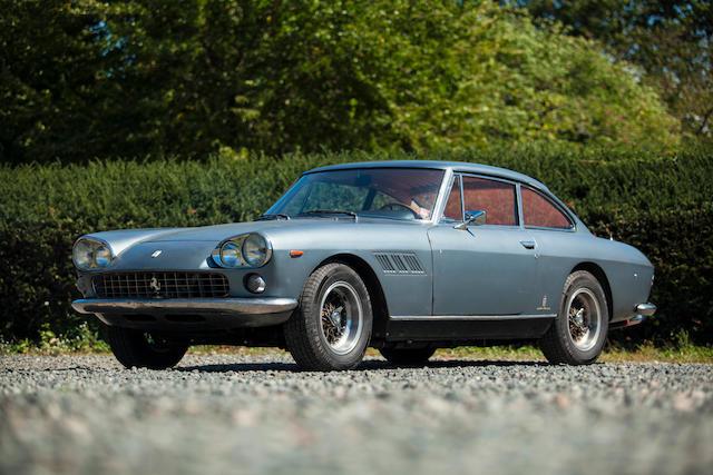 1964 Ferrari 330 GT 2+2  Chassis no. 6405 Engine no. 6405