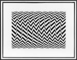 Bridget Riley (born 1931); Untitled [Fragment 3];