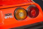 1980 Ferrari 308 GTSi  Chassis no. ZFFAA02A4A0033545