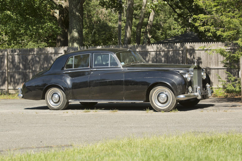 1959 Rolls-Royce Silver Cloud I Sports Saloon  Chassis no. LSHF 85