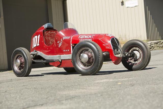 "c.1940 Sawin Ford ""Big Car"""