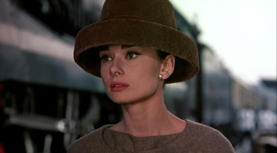 An Audrey Hepburn Givenchy hat from Funny Face