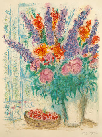 Marc Chagall (1887-1985); Le Grand Bouquet;