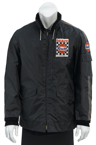 A Steve McQueen jacket from Le Mans