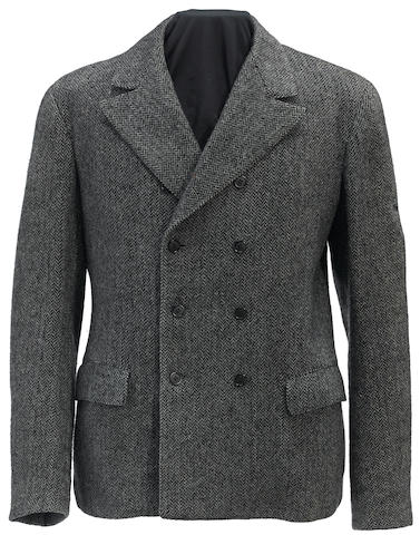A Basil Rathbone jacket from The Hound of the Baskervilles