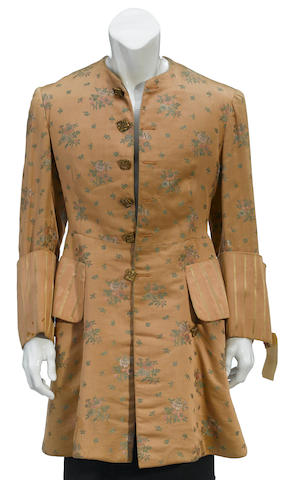 A Montagu Love jacket and Leo G. Carroll vest from Clive of India