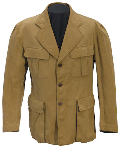 A Clark Gable jacket from Too Hot to Handle