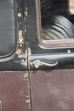 1930 Cadillac Series 353 V8 2-Passenger Coupe  Engine no. 501725