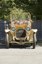 1910 Packard Model 18 4-Passenger Touring Car  Chassis no. 12404 Engine no. 12404