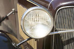 1932 Ford Model 18 Deluxe Fordor Sedan  Chassis no. 18-14757
