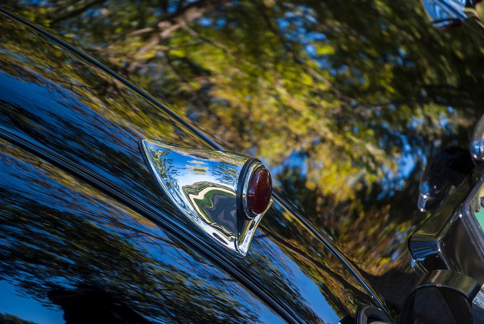 1954 Jaguar XK120 SE Roadster  Chassis no. S675542 Engine no. F3044-8S