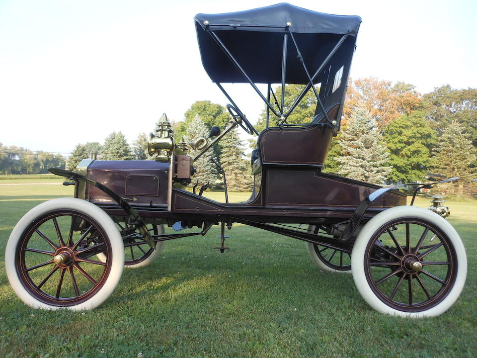 1906 Ford Model N Runabout  Chassis no. 3705 Engine no. 3705