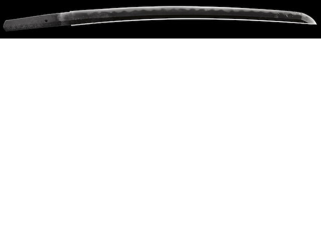 A Bizen wakizashi in mounts Muromachi period (16th century)