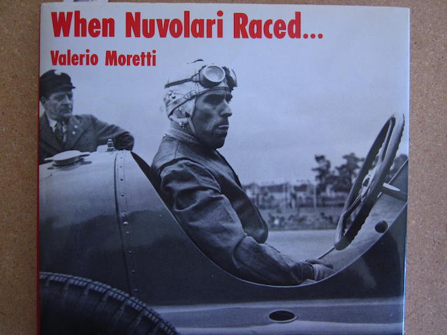 When Nuvolari Raced...by Valerio Moretti,