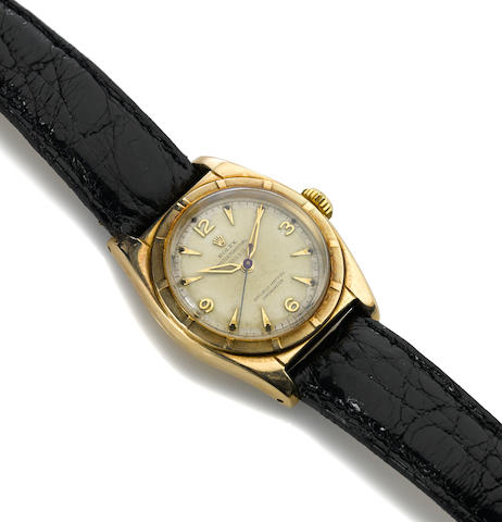 A Clark Gable personal wristwatch