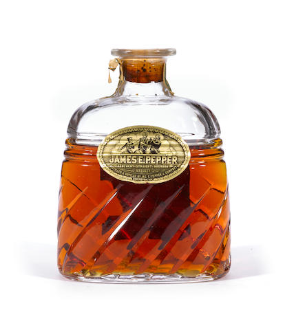 (Select Whisky) James E. Pepper Kentucky Straight Bourbon Whiskey