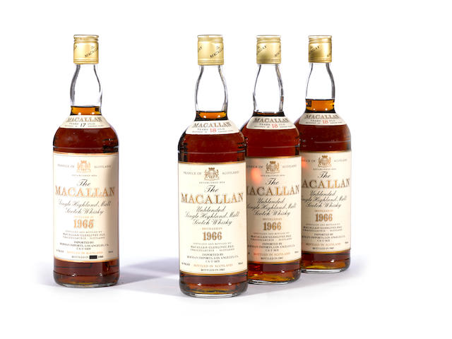 Macallan 1966- 18 years old
