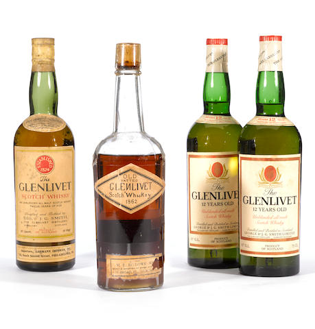 Old Vatted Glenlivet 1862