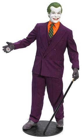 A Jack Nicholson suit from Batman
