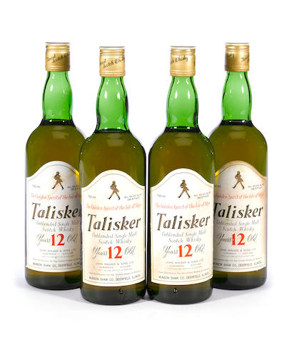 Talisker 12 Years Old
