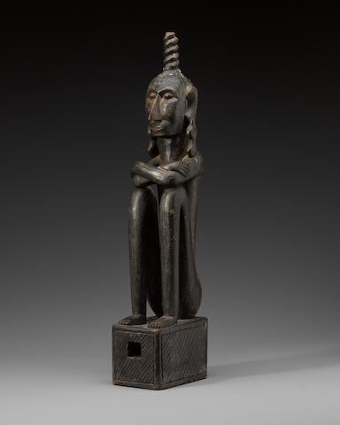 Ancestral Figure, Maluku Tenggara, Leti Islands, Indonesia