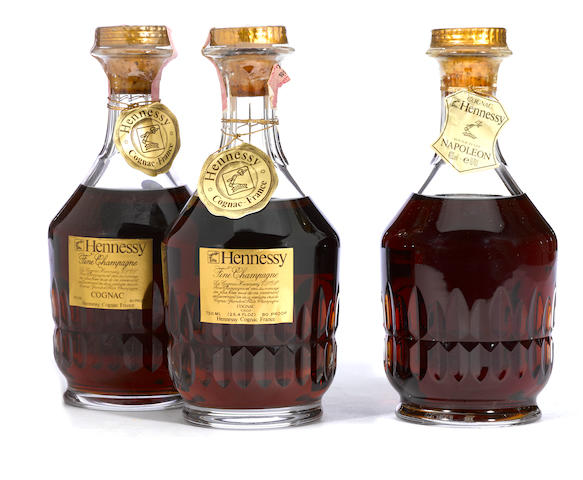 Hennessy Bras D'Or Napoleon Cognac