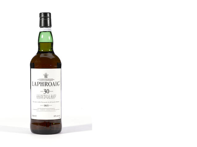 Laphroaig 30 years old