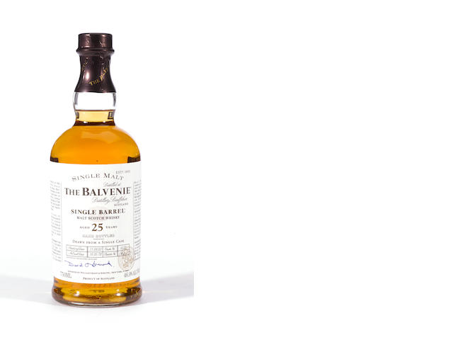 Balvenie 25 years old